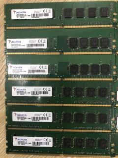 Ram Máy Tính Để bàn hãng Adata DDR4 4GB Bus 2133 thumbnail