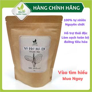 Vỏ hạt mã đề Viet Healthy 150gr, giàu chất xơ chất lượng cao, hỗ trợ thải độc thumbnail