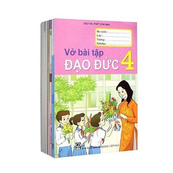 Mua Bộ Sách Giáo Khoa Bài Tập - Lớp 4  - 11 Cuốn - Tái Bản 2021