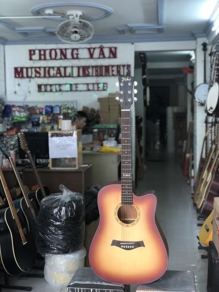 Guitar Ziko có EQ Tagima - âm thanh hay