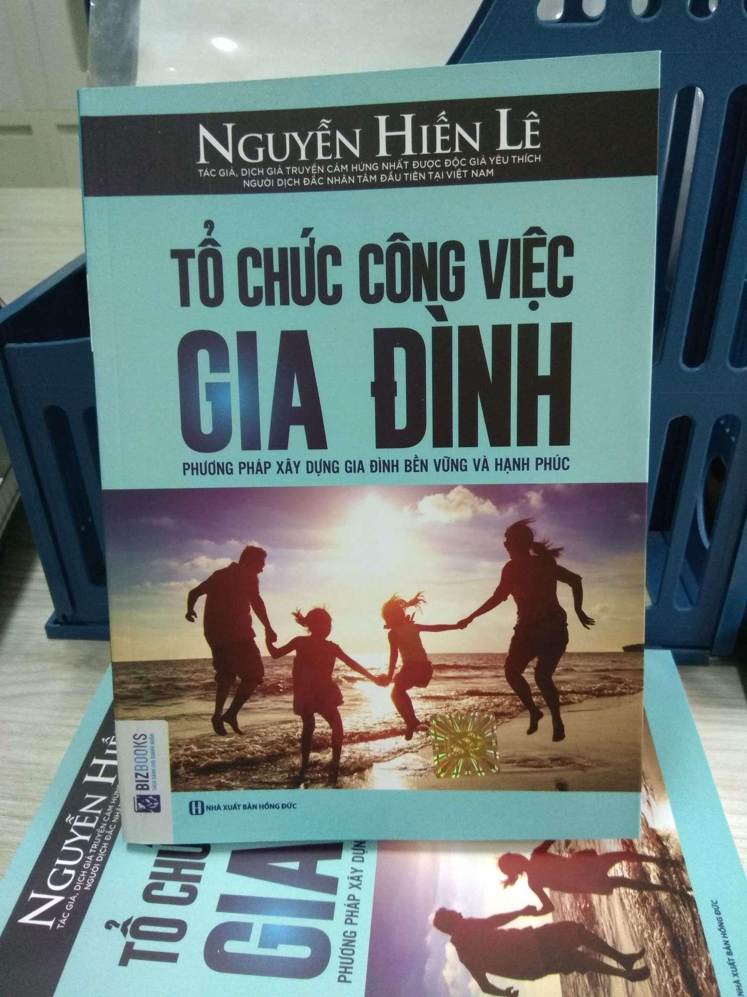 Mua Sách tổ chức công việc gia đình