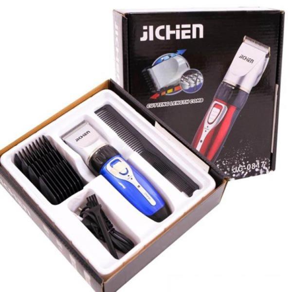 Tông đơ cắt tóc sành điệu dễ dùng Jichen 0817 cao cấp