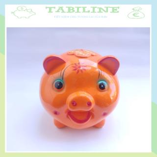 Lợn đất tiết kiệm đựng tiền size TO cute đẹp giá rẻ TABILINE LD04 thumbnail