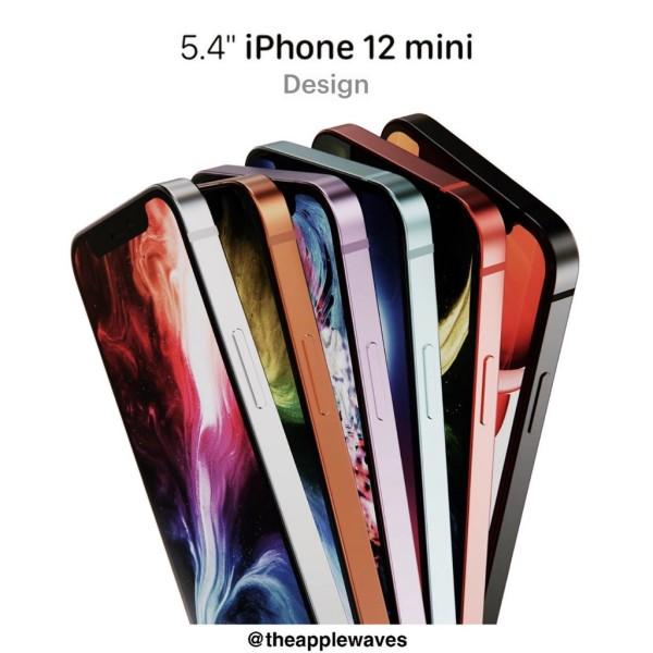 [HCM][Trả góp 0%]Điện thoại iPhone 12 Mini 64GB - hàng nhập khẩu new 100% + Miếng dán cường lực