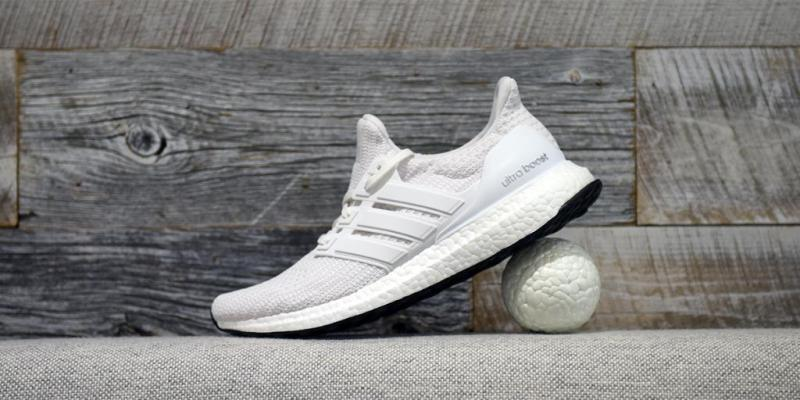 Ultra Boost 4.0 ( All White )