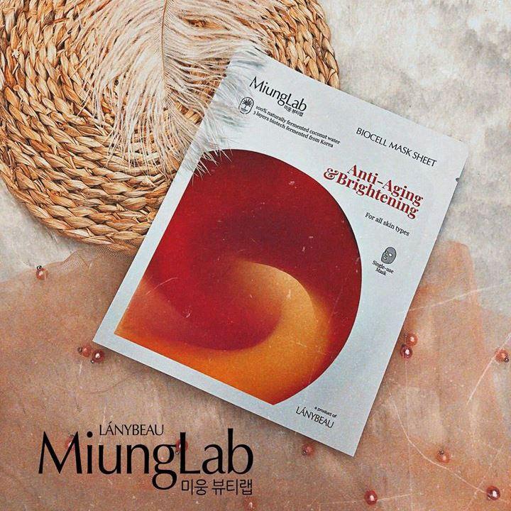 Mặt Nạ Miung Lab 7 Miếng Phiên Bản Mới Nhất (Tự Chọn)