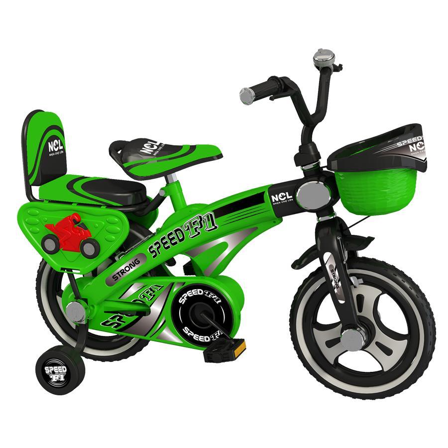 Xe đạp trẻ em Nhựa Chợ Lớn 12 inch K100...