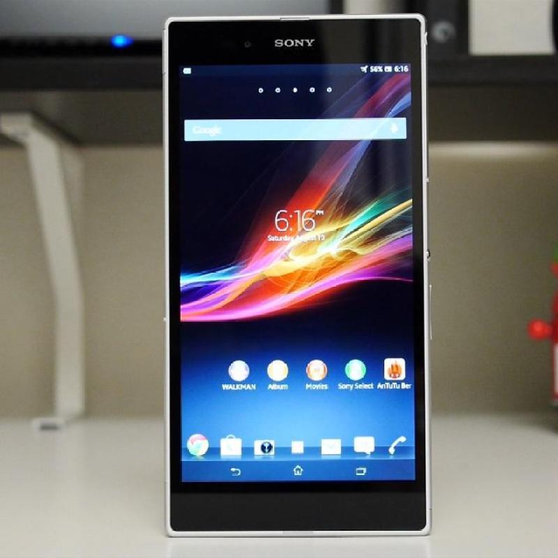 Máy tính bảng Sony Xperia Z Ultra Ram 2GB Bộ nhớ 16GB Like New