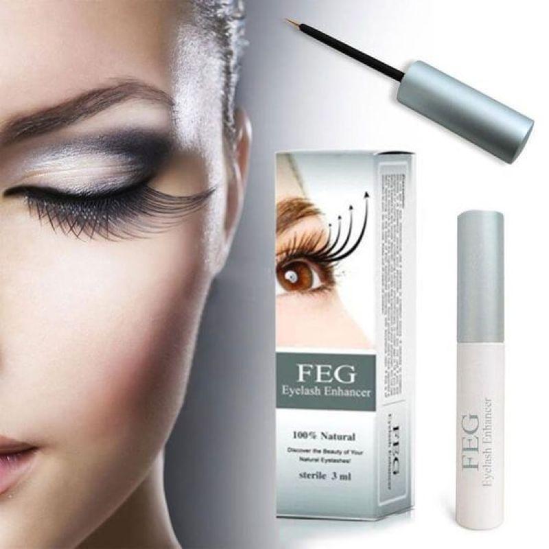 Serum dưỡng mi FEG Eyelash cho mi dày dài miên man nhập khẩu