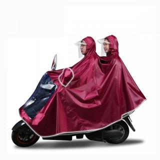 Áo mưa đôi vải dù PVC 2 lớp chống thấm thumbnail