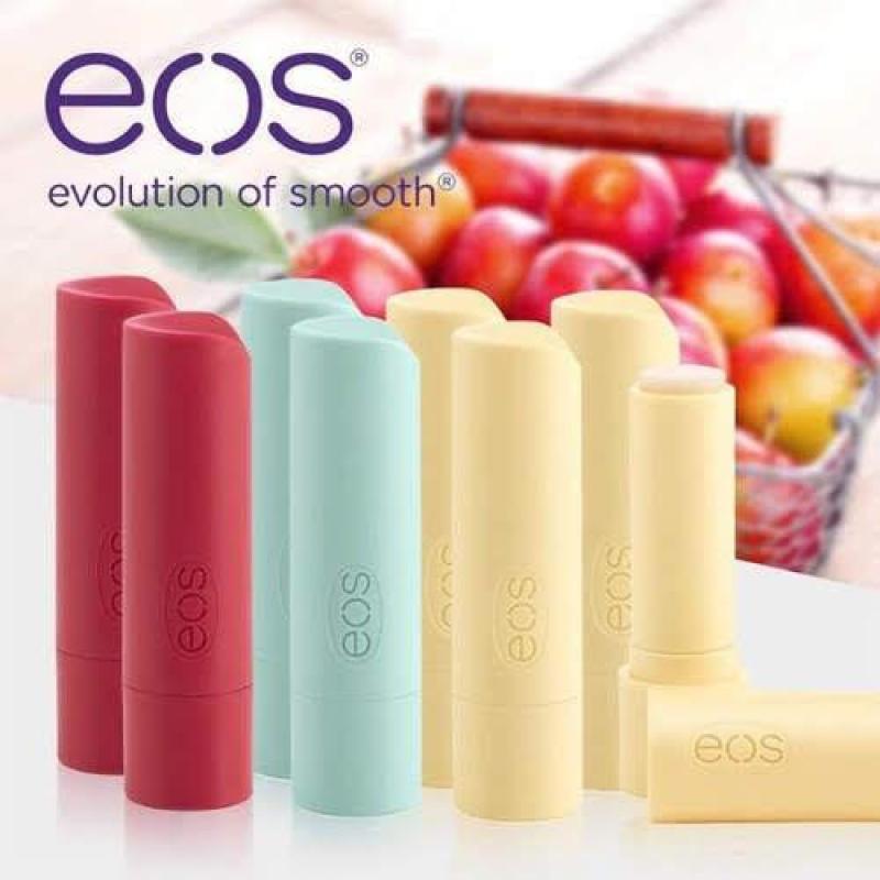 son dưỡng eos organic usa dạng thỏi