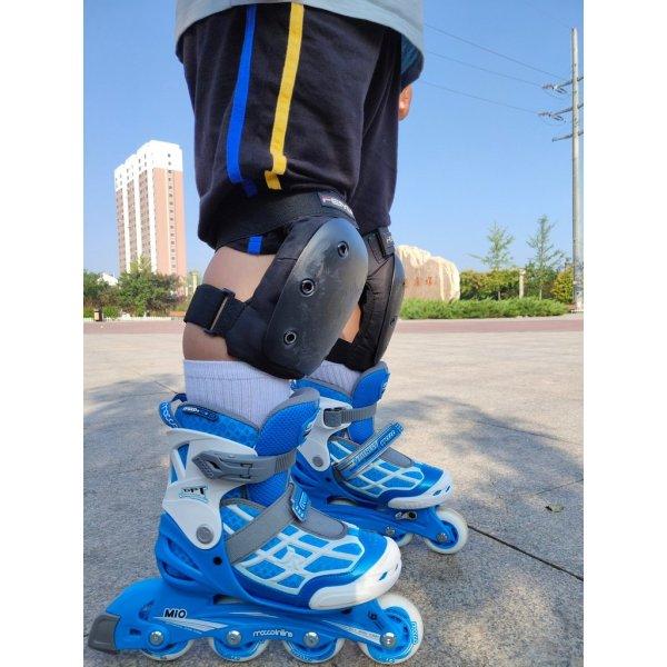 Mua Patin cho bé gái, Đồ chơi trượt patin, Giầy trượt patin cho trẻ em - thiết kế phần ruột giày mềm mại, vỏ giày không quá mềm để bảo vệ mắt cá và bàn chân - BH 6 tháng