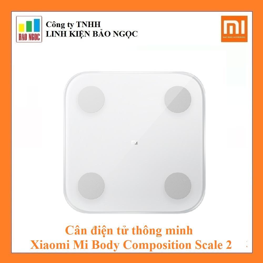 Cân điện tử thông minh Xiaomi Mi Body Composition Scale 2 ( Body Fat ) chính hãng