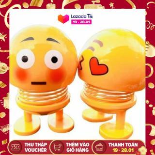 Thú nhún lò xo Thú nhún Emoji Con thú nhún lò xo Emoji dễ thương nhiều mẫu thumbnail