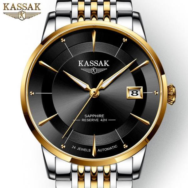 Nơi bán Đồng hồ Nam KASSAK RUSSIAN  + Tặng Kèm Pin ĐH Dự Phòng