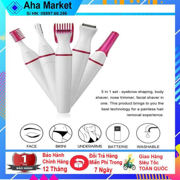 [ Hót ] máy tỉa lông toàn thân - Máy cạo lông -dụng cụ tỉa lông - Máy Tẩy Lông Cơ Thể Bằng Điện Tiện Dụng - Dụng cụ tẩy lông toàn thân - AHA Market