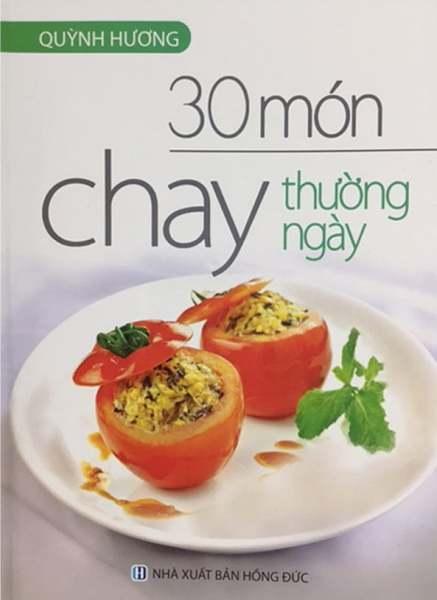 Fahasa - 30 Món Chay Thường Ngày