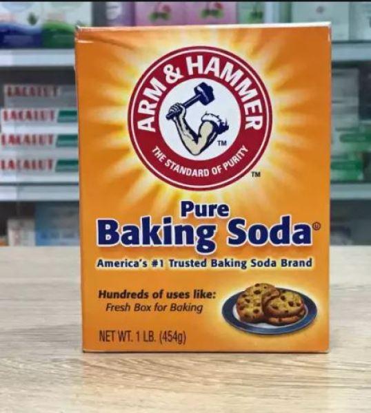 Bột Baking Soda Đa Công Dụng Arm & Hammer 454g