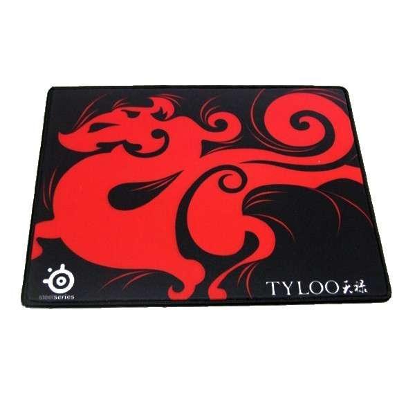 Giá Bàn di chuột, lót chuột, mouse pad Tyloo 32cm x24cm dày 4 ly khâu viền