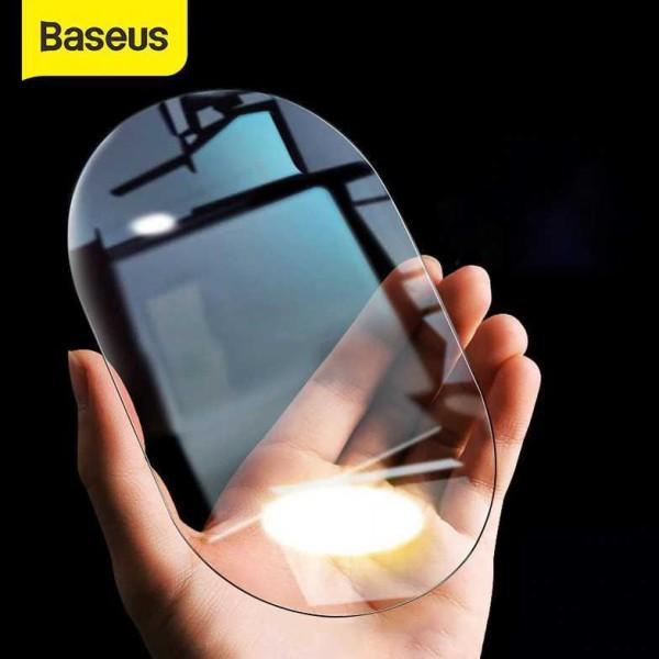 Bộ 2 miếng dán gương chiếu hậu chống thấm nước cho xe hơi ôtô Baseus Size 135x95mm SGFY-C02 tấm dán chống thấm nước hiệu quả và sang trọng