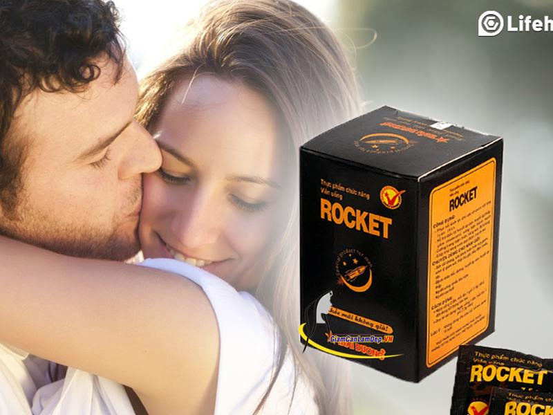 Viên Uống Rocket Hộp 10 Gói nhập khẩu
