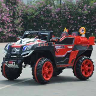 Ô tô xe điện đồ chơi MERCEDES NEL-803 mẫu địa hình cho bé kèm bộ dụng cụ đồ chơi (Đỏ-Vàng-Xanh) thumbnail