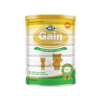 Sữa Arti Gain Gold 400 & 900 Gr - Dành cho trẻ gầy - NPP chính hãng thumbnail