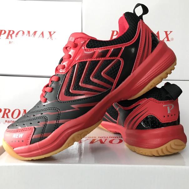 Giày bóng chuyền giá rẻ, giày bóng chuyền cầu lông Promax PR-20018 (4 màu lựa chọn, bảo hành 2 tháng, đế kép) giá rẻ