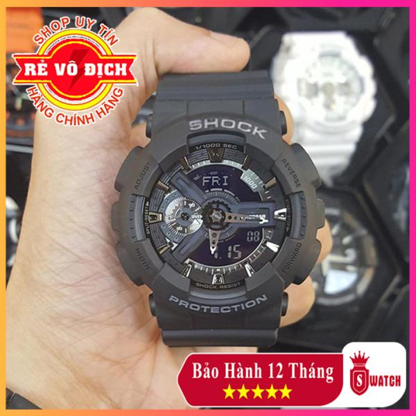 Đồng hồ thể thao nam G-Shock GA110 ⚡FreeShip⚡ Chống nước đa năng, Trẻ trung, Năng động - Đồng hồ nam thể thao ⚡ BH 12 tháng [Mẫu bán chạy nhất] bán chạy