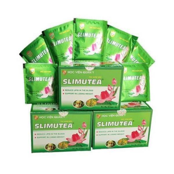 TRÀ GIẢM CÂN SLIMUTEA - HVQY nhập khẩu