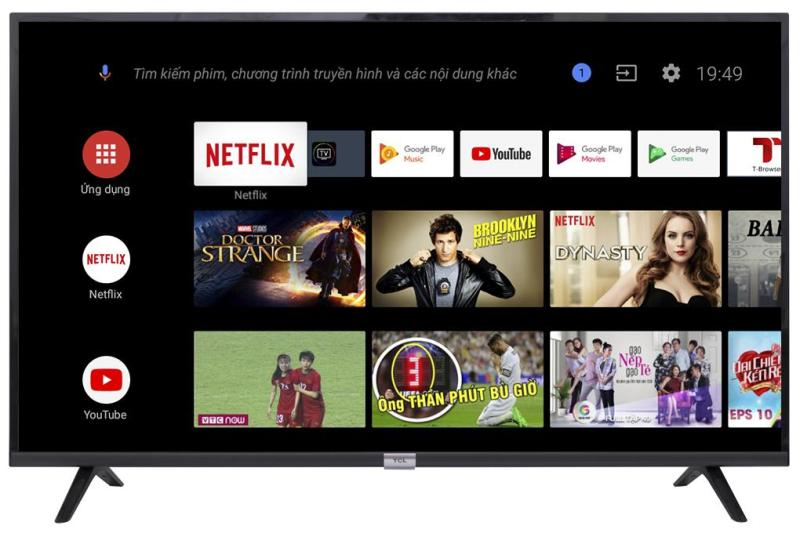 Bảng giá Smart Tivi TCL L49S6500 49 inch Android