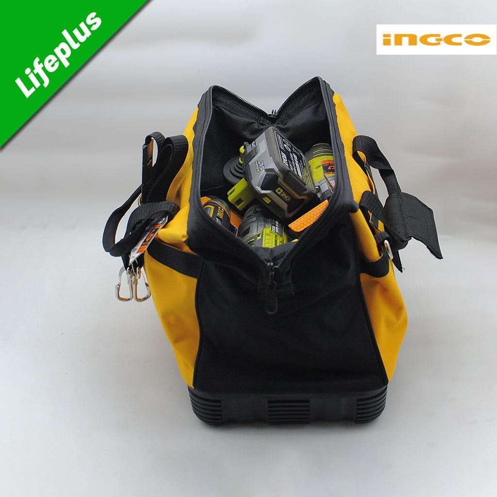 Túi đựng đồ nghề nhựa dẻo Ingco 16inch