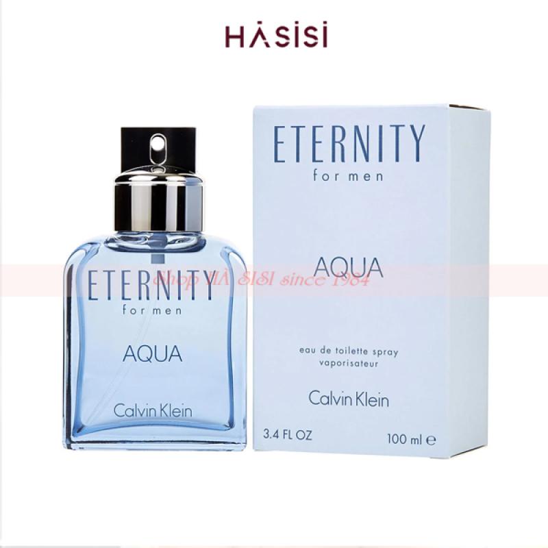 NƯỚC HOA CK - Eternity Aqua For Men EDT 100ml