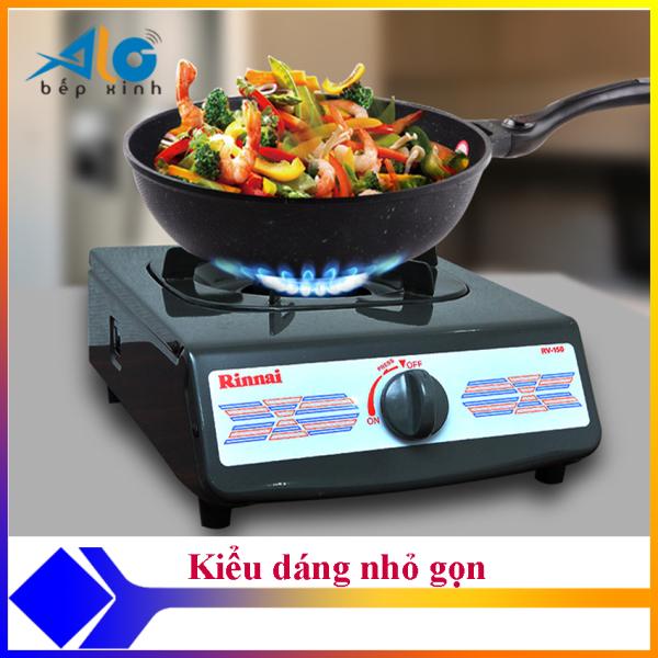Bếp gas đơn Rinnai RV-150G - RV-150(G) - Alo Bếp Xinh