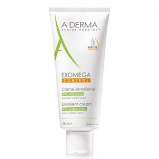 A-Derma Exomega Control 200ml - Kem làm mềm da, giảm bong da cho viêm da cơ địa thumbnail