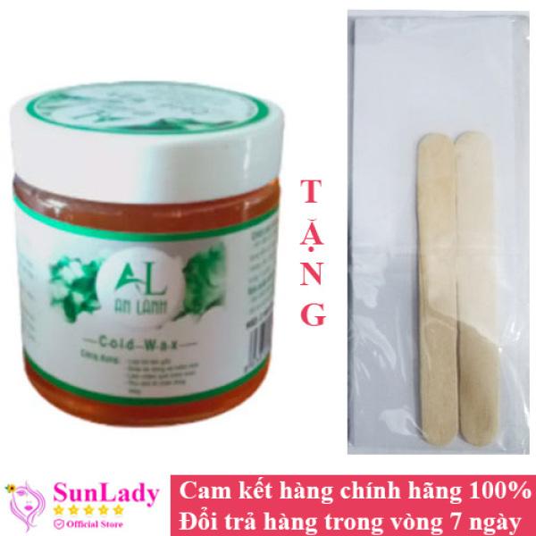 Wax lông An Lành  - Wax lạnh An Lành (Tặng kèm Que gạt và Giấy) - Cold wax An Lành nhập khẩu