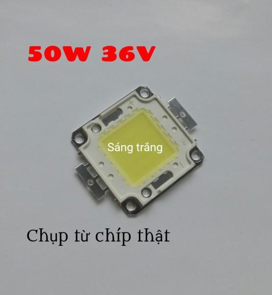 Chip Led 50W 30-36VDC Sáng Trắng