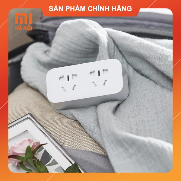 Ổ cắm điện 2 cổng Xiaomi chính hãng