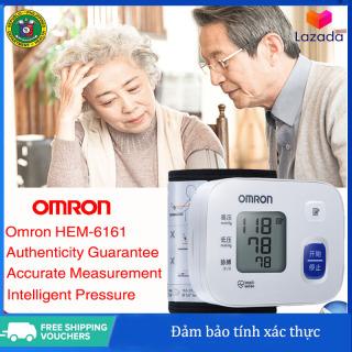 Bp Monitor Digital With Charger Omron Digital Blood Pressure Monitor Omron Wrist Blood Pressure Monitor (Hem-6161) Bp App W 5 Years Warranty Bp Monitor Digital Wit thumbnail