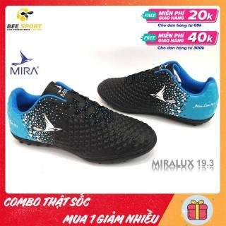 Giày Đá Bóng Nam Sân Cỏ Nhân Tạo Mira Lux 19.3 TF - Giày Đá Banh Trẻ Em, Người Lớn Giá Rẻ - COMBO THẬT SỐC - MUA 1 GIẢM NHIỀU thumbnail