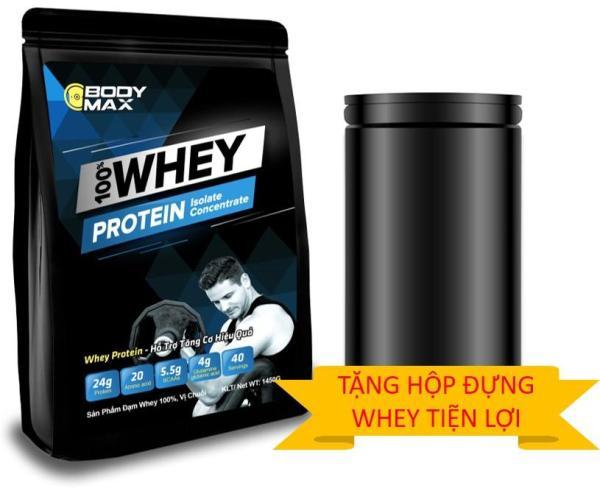 Whey Protein BODY MAX 1450G Tặng Hộp Đựng giá rẻ