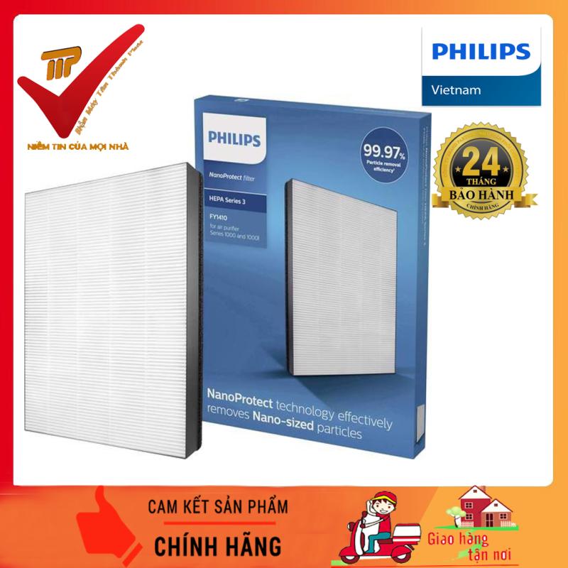 Màng lọc không khí Philips FY1410/30 cho máy lọc không khí Philips AC1214, AC1215, AC2729