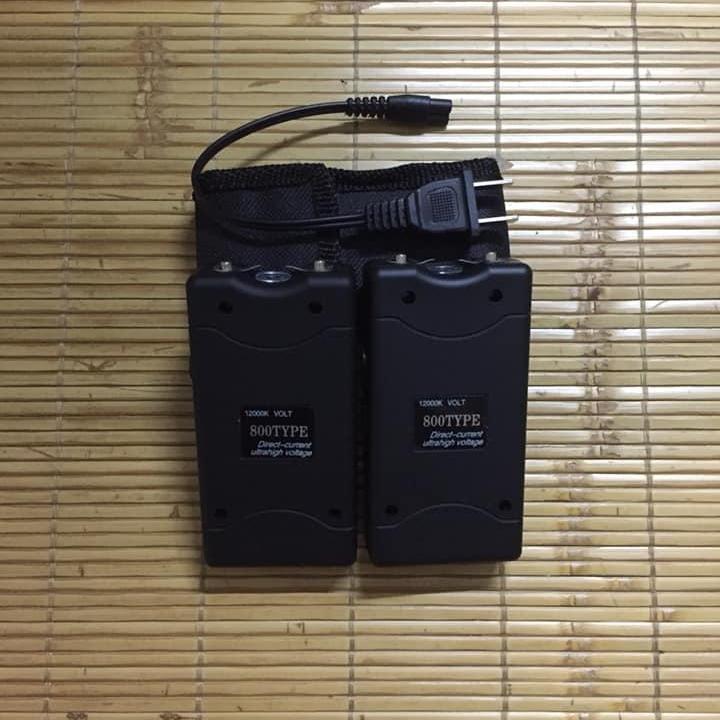 Đèn pin mini 800 Type tự ngắt bảo vệ