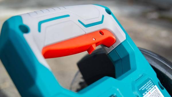 Máy cắt nhôm dùng pin Lithium 20V