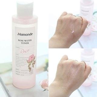 Nước hoa hồng Mamonde Toner 250ml (ROSE) thumbnail