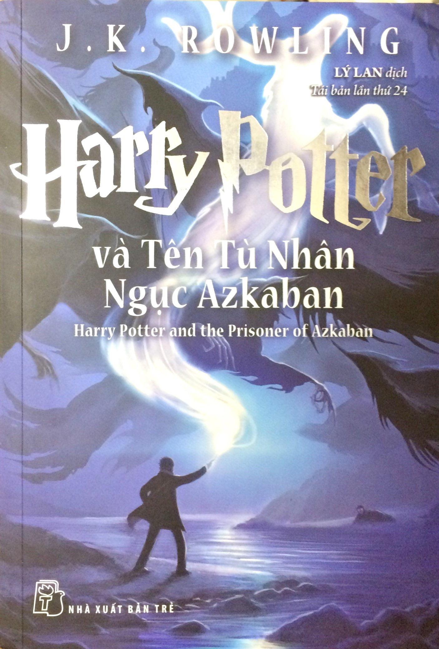 Fahasa - Harry Potter Và Tên Tù Nhân Ngục Azkaban - Tập 3 (Tái Bản 2017) Giá Siêu Rẻ