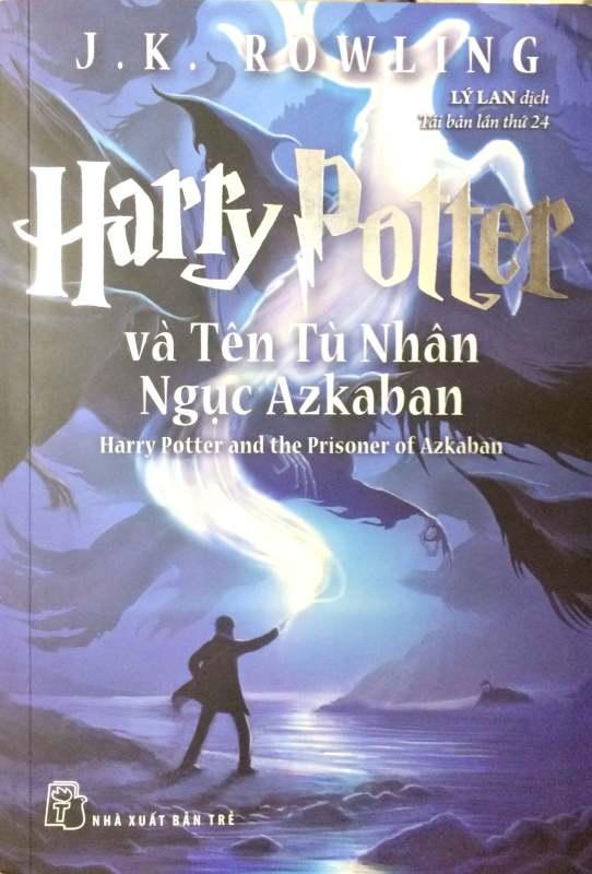 Fahasa - Harry Potter Và Tên Tù Nhân Ngục Azkaban - Tập 3 (Tái Bản 2017)
