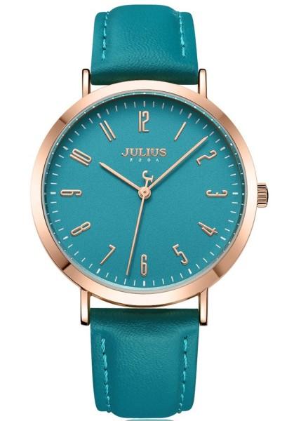 Đồng hồ Đồng hồ nữ thời trang dây da Đồng hồ julius Nữ Ja-1017 bán chạy