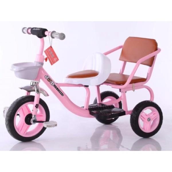 Giá bán Xe đạp xích lô 2 ghế cho bé