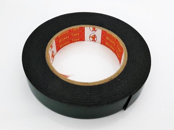 Mua Băng Keo Xốp Xanh Mouse Đen 2 Mặt 2F4 Mickey Tape Nặng 50 g / 1 cuộn